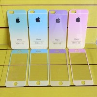 Tempered Glass Ombre For Iphone 6 6S