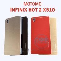 Infinix Hot 2 X550 Motomo Case Fashion Hard Back Case Hardcase