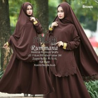 Gamis syari set lyra virna collection 8