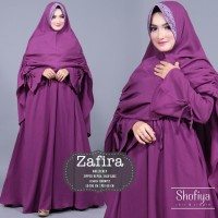 Gamis syari set lyra virna collection 12