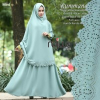 Gamis syari set lyra virna collection 9