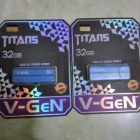 Flash Disk V Gen Titans 32 GB Class 10