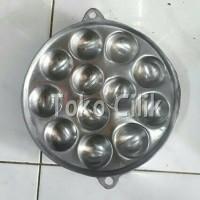 cetakan/balor/lobang 12/alat/masak/baklor/telur/cilor/aci/takoyaki