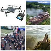 Sewa Drone + Pilot (Termasuk 2 Battere untuk 1 Jam Terbang)