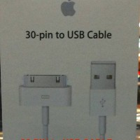 accessories ORI APPLE 30-PIN TO USB CABLE CHARGER MA591