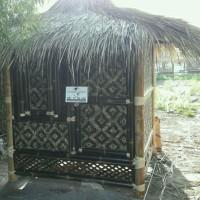 Saung Gazebo Atap Alang-Alang