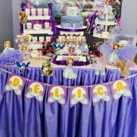 dessert table decorasi meja partyplaner cookies nama custom