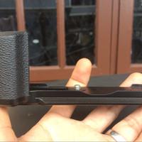 Hand Grip Fuji X100/X100S/X100T MHG-X100