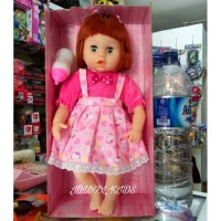 Mainan anak perempuan boneka Susan singer lovely baby doll walking