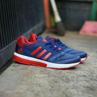 Sepatu Sneakers Adidas Climacool Navy Cowok Cewek Murah