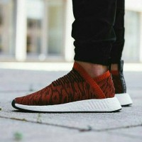Sneakers Adidas NMD CS2 Merah Maroon Keren - Unisex