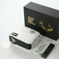 Promo Proyektor 3000lumen Android Box WIFI 3D Projector Android