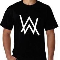 Kaos Tshirt Baju Combed 30S Distro EDM DJ Alan Walker