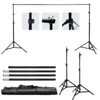 Stand background backdrop untuk studio lighting