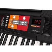 Keyboard Yamaha PSR-F51 / PSR F51 / PSRF51 Paket Stand, Tas & cover