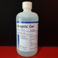 Aseptic gel refill onemed 500ml