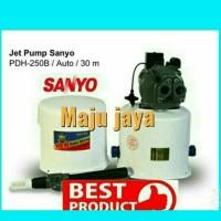 """pompa air sumur dalam 30 meter jet pump  SANYO """" PD-H250B 250 watt"""