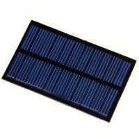 Modul Solar Cell/Solar Panel Surya Mini 5V 1.1W 220mA DIY