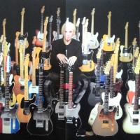 Majalah Guitar World - Billy G, 60 Years Of Telecaster & Poster John 5