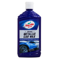 Turtle Wax METALLIC CAR WAX LIQUID 473 mL