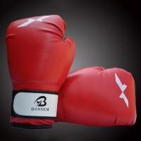 Boxing gloves glove sarung tangan tinju MMA bahan PU durable nyaman