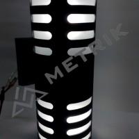 LAMPU DINDING MINIMALIS 2 ARAH/ LAMPU HIAS OUTDOOR/ WALL LAMP (AX939/0