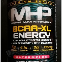 NEW STOCK - MHP BCAA XL Energy WATERMELON 300 Grams 30 Serving
