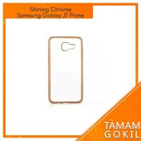TPU SHINING CHROME FOR SAMSUNG GALAXYJ7 PRIME TMM94