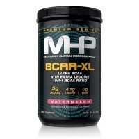 MHP BCAA XL 10X 30 servings ( BCAA-XL BCAAXL Powder 10 X 30servings )