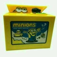 special edition Celengan karakter curi koin Mischief saving box