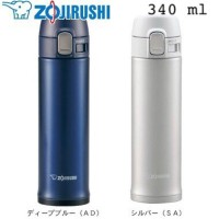 Termos Botol Stainless Steel Zojirushi SM PA34 340 ml