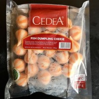 Cedea Fish Dumpling Cheese  500 gr