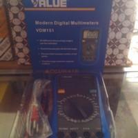 multimeter Value