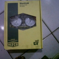Manifold Refco high quality R22