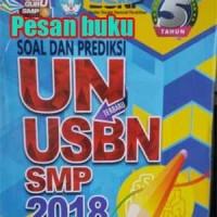 Buku Soal danPrediksi Un Usbn SMP 2018