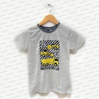 Under Construction Tractor Bulldozer Grey Shirt