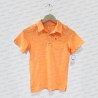 Carter's Polo Shirt Orange Anak
