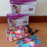Bantal Air Panas Terapi - Electrothermal Water Bag