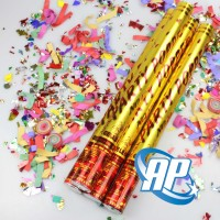Party popper / confetti (30 CM) / popper party / confetty party