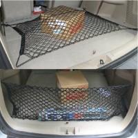 Jaring Bagasi Mobil/ Kantong Mobil Car Trunk Cargo Net 102 x 38cm