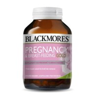Blackmores Pregnancy Breastfeeding Gold 60 Kapsul Bukan Repack