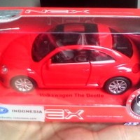 diecast welly vw beetle new