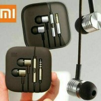 Headset Xiaomi Piston 2 with Microphone Bisa Telpon - Earphone