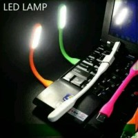 Lampu LED USB Flexible Emergency Lamp