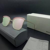 Kacamata Sunglasses Miu miu/Kacamata Wanita Miumiu TIDAK FULLSET