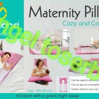 Omiland Maternity Pillow/Bantal Ibu Hamil/Omiland Kasur Ibu Hamil