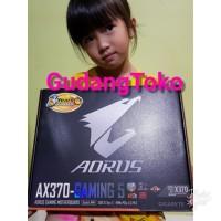 Motherboard Gigabyte Aorus AX370 Gaming 5 Socket AM4