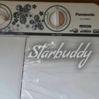 Panasonic NA-W95BBZ1 mesin cuci 2tabung ~ 9kg - Jabodetabek