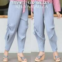 Celana Paling Murah - Premium Alanis pants / Plisket Cubit