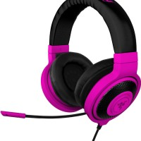 ORIGINAL - Headset Gaming Razer Kraken Neon Series ( Purple)